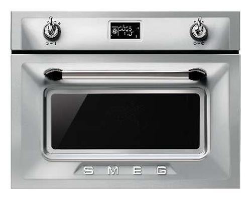 Smeg sf4920vcx forno combinato compatto a vapore ebay - Forno a vapore opinioni ...