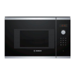 BOSCH BEL523MS0 - Microonde  Display LED rosso, 20lt, Grill