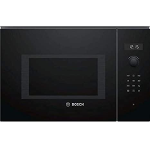 BOSCH BEL554MB0 - Microonde  Display LED bianco, 25lt, Grill, Nero